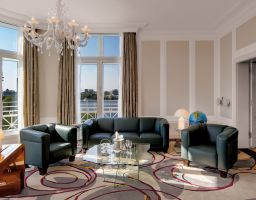 Hotel Kempinski Atlantic - Leuchtende Hotel Fotografie von T. Haberland