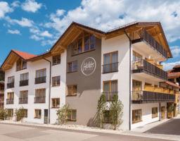 Helds Vitalhotel Ruhpolding Germany - Leuchtende Hotel Fotografie von T. Haberland
